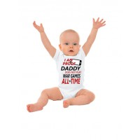 Daddy Proof Onesie